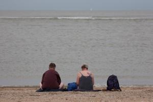 Ein Nachmittag am Meer