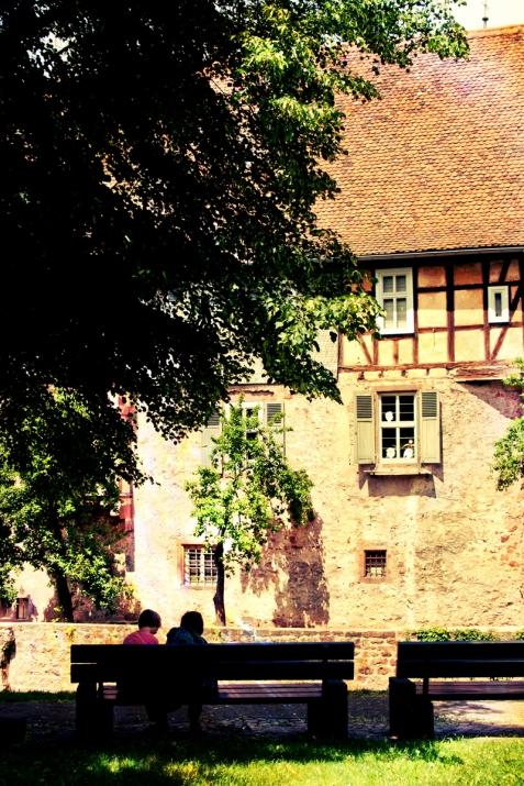 Stadtmauer Michelstadt